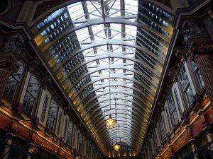 Der Leadenhall Market in London