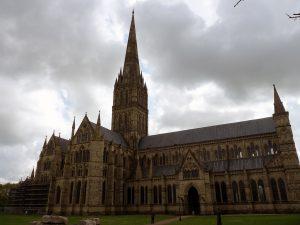 Die Kathedrale von Salisbury