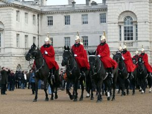 Die Horse Guards Parade