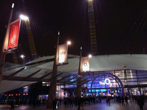 Millenium Dome – The O2