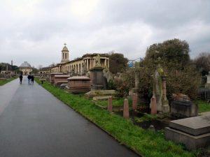 Der Brompton Cemetery