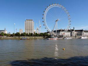 London auf der Themse entdecken