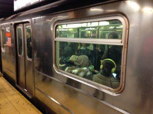 Die New Yorker Metro