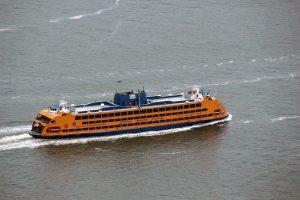 Die Staten Island Ferry