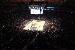 Der Madison Square Garden in New York
