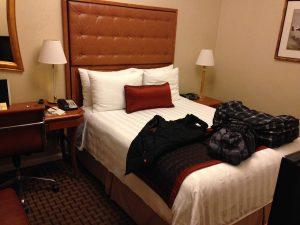 Zimmer im Hotel Metro New York City