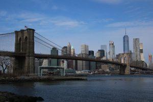 Das Jane´s Carousel und die Brooklyn Bridge