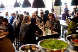 Eines der Pizza Union Restaurants - Foto: Pizza Union